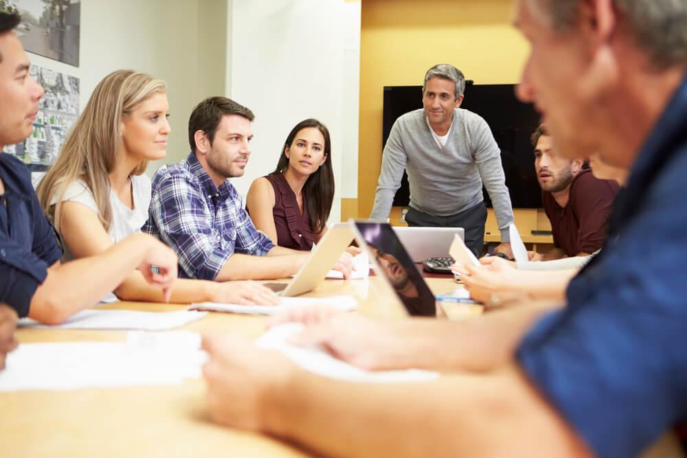 8 Vantagens De Promover Treinamentos Em Sua Empresa Tony