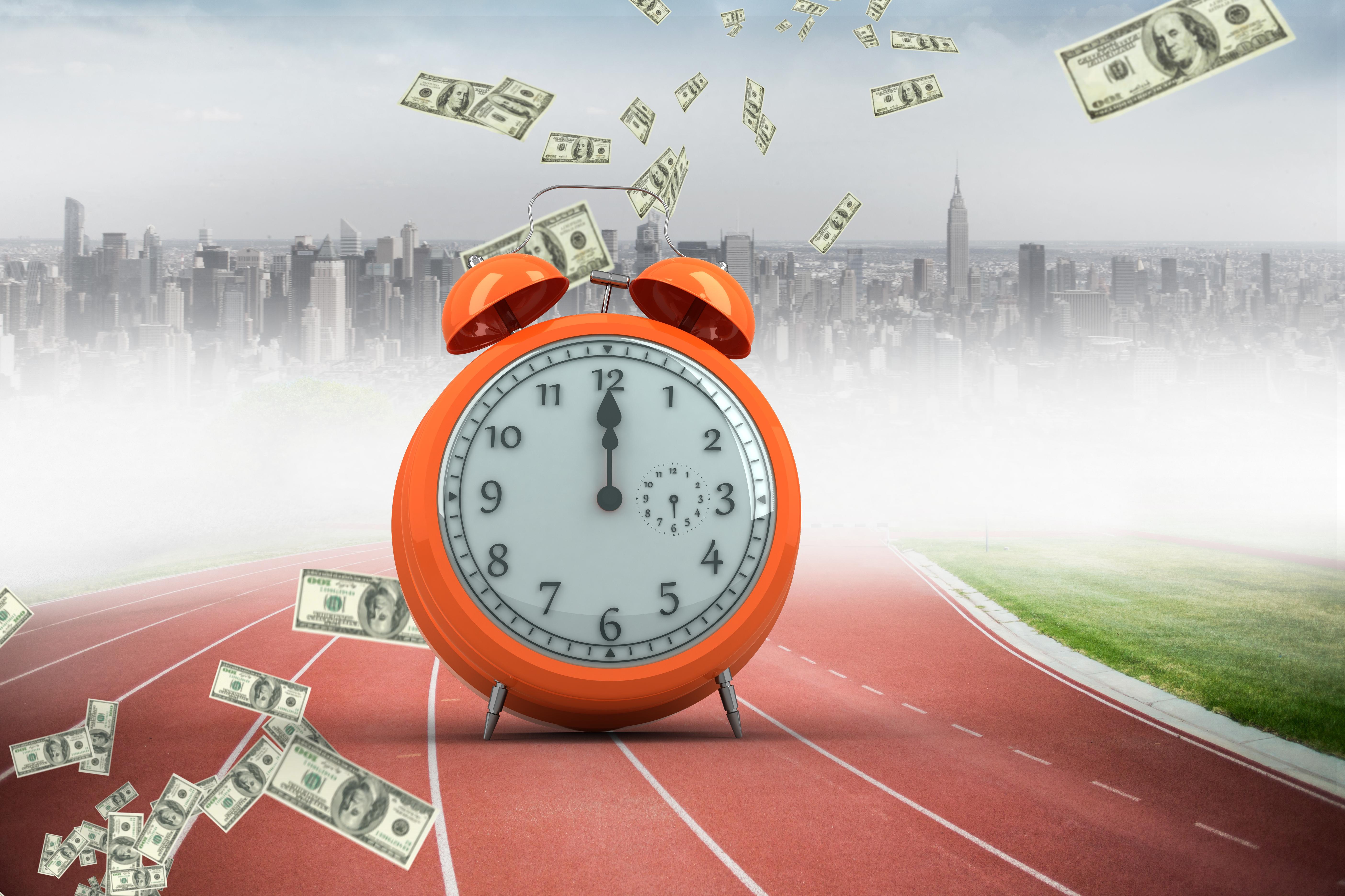 Time is Money! Bons hábitos de gestão do tempo aumentam a produtividade